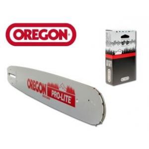 Saeketi ja juhtplaadi komplekt Oregon 14'' 3/8 1.3mm 52HM