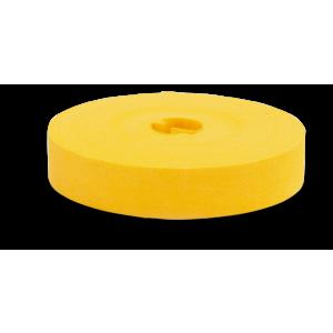 Märkelint, kollane 20mm