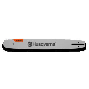"""Juhtplaat Husqvarna 20"""" 3/8 1,5mm X-FORCE 72HM"""